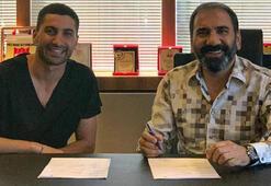 Demir Grup Sivasspor, Zülfikar Yıldırım kadrosuna kattı