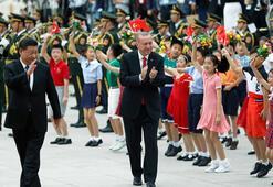 Çin lideri Şiden Türkiye ile iş birliğini güçlendirme vurgusu
