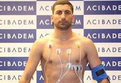 Sivassporun yeni transferi Muammer, sağlık kontrolünden geçti