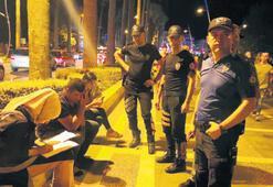 Polis ve zabıtadan huzur denetimleri