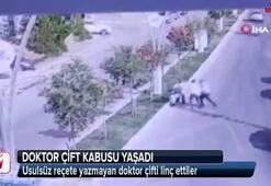 Usulsüz reçete yazmayan doktor çifte saldırı