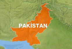 Pakistanda tekne faciası