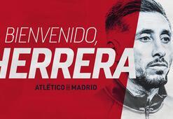 Herrera, Atletico Madridde