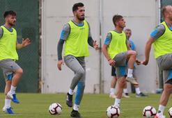 Trabzonspor'da yeni sezon hazırlıkları başladı