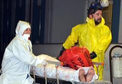 Antalyada korkutan olay Maskeler dağıtıldı...