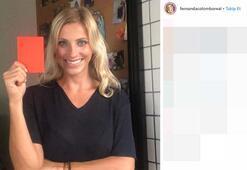 Brezilyalı hakem Fernanda Colomboya ahlaksız teklif