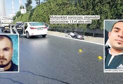 Trafikte cinayet