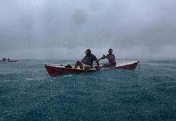 Hondurasta balıkçı teknesi battı