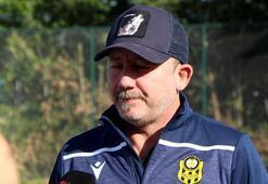 Sergen Yalçın: UEFA bizim için yeni bir heyecan olacak