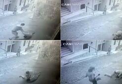 Bütün kameraları izlediler Korkunç cinayeti gördüler...