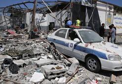 Hafterin sözcüsü göçmen merkezi saldırısını itiraf etti