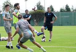 Trabzonspor 10 oyuncusundan yoksun çalıştı