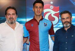 Trabzonspor, Muhammet Akpınarla 3 yıllık sözleşme imzaladı