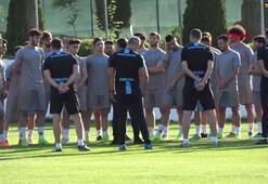Trabzonspor, kondisyon çalıştı