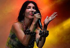 Bursada Hande Yener konseri