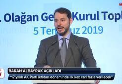 Bakan Albayrak: Tüm adımları kararlılıkla atmaya devam edeceğiz