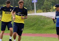 Fenerbahçede yeni sezon mesaisi sürüyor