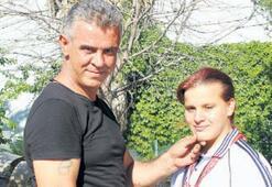 İzmirli Sezenden en özel madalya