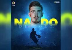 Fenerbahçe Beko Nando De Coloyu böyle duyurdu
