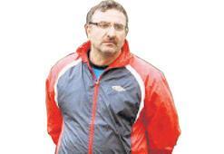 Buca FK'nın hocası Fethi Çokkeser