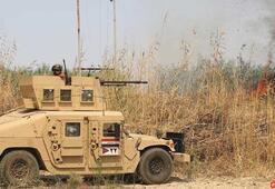 Irak, Suriye sınırında terör örgütü DEAŞa operasyon başlattı