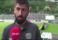 Kerem Demirbay: Leverkusende olduğum için mutluyum