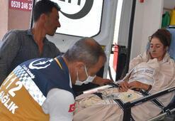 Tarım ilacı alarmı İşçiler hastaneye koştu
