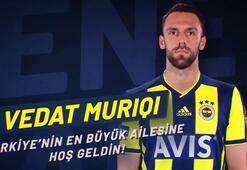 Vedat Muriç resmen Fenerbahçede