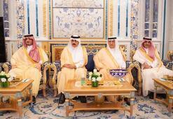 Suudi Arabistan Kralı, İngiliz Maliye Bakanı ile görüştü