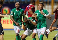 Madagaskardan tarihi başarı Penaltılarla...