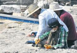 Stratonikeia'da kazı çalışmaları başladı