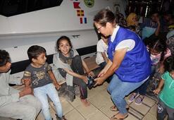 Çanakkalede 48 düzensiz göçmen yakalandı