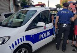 Otelinden çıkan kadın turist neye uğradığını şaşırdı