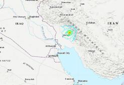 Son dakika... İranda deprem