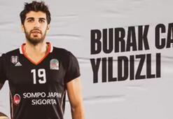 Burak Can Yıldızlı 1 yıl daha Beşiktaşta