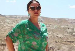 Zara, Kapadokya'ya hayran kaldı