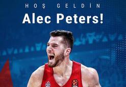 Alec Peters, Anadolu Efeste