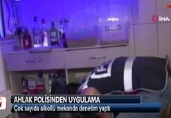Ahlak polisinden büyük Bursa uygulaması