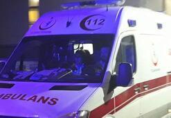 Gümüşhanede zehirlenme şüphesi 120 kişi hastaneye başvurdu
