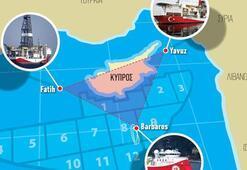 Akdenizde Türk üçgeni