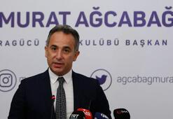 Ankaragücünde Murat Ağcabağ başkanlığa aday
