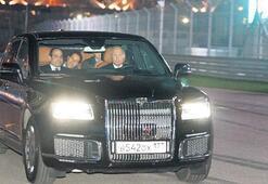 Putin'in limuzinine Türk firmadan 'parça'