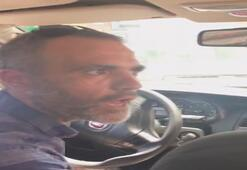 Taksiciden kadın yolcuya büyük şok Bunu duyunca...