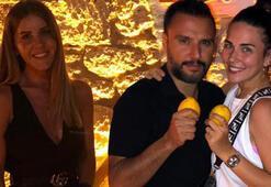 Alişan ve Buse Varol, Eda Erolla karşılaştı