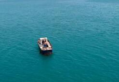 15 saat denizde kurtulmayı beklediler