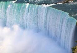 Niagara Şelalelerinden düşüp kurtuldu