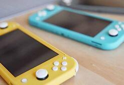 Nintendo Switch Lite geliyor