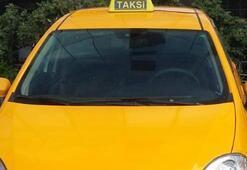 Kadın yolcu cep telefonuyla kaydetmişti O taksici meslekten men edildi