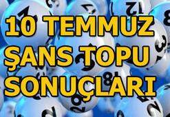 Şans Topu sonuçları açıklandı (10 Temmuz MPİ Şans Topu çekiliş sonuç sorgulama ekranı)