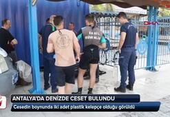 Antalyada plastik kelepçe vahşeti
